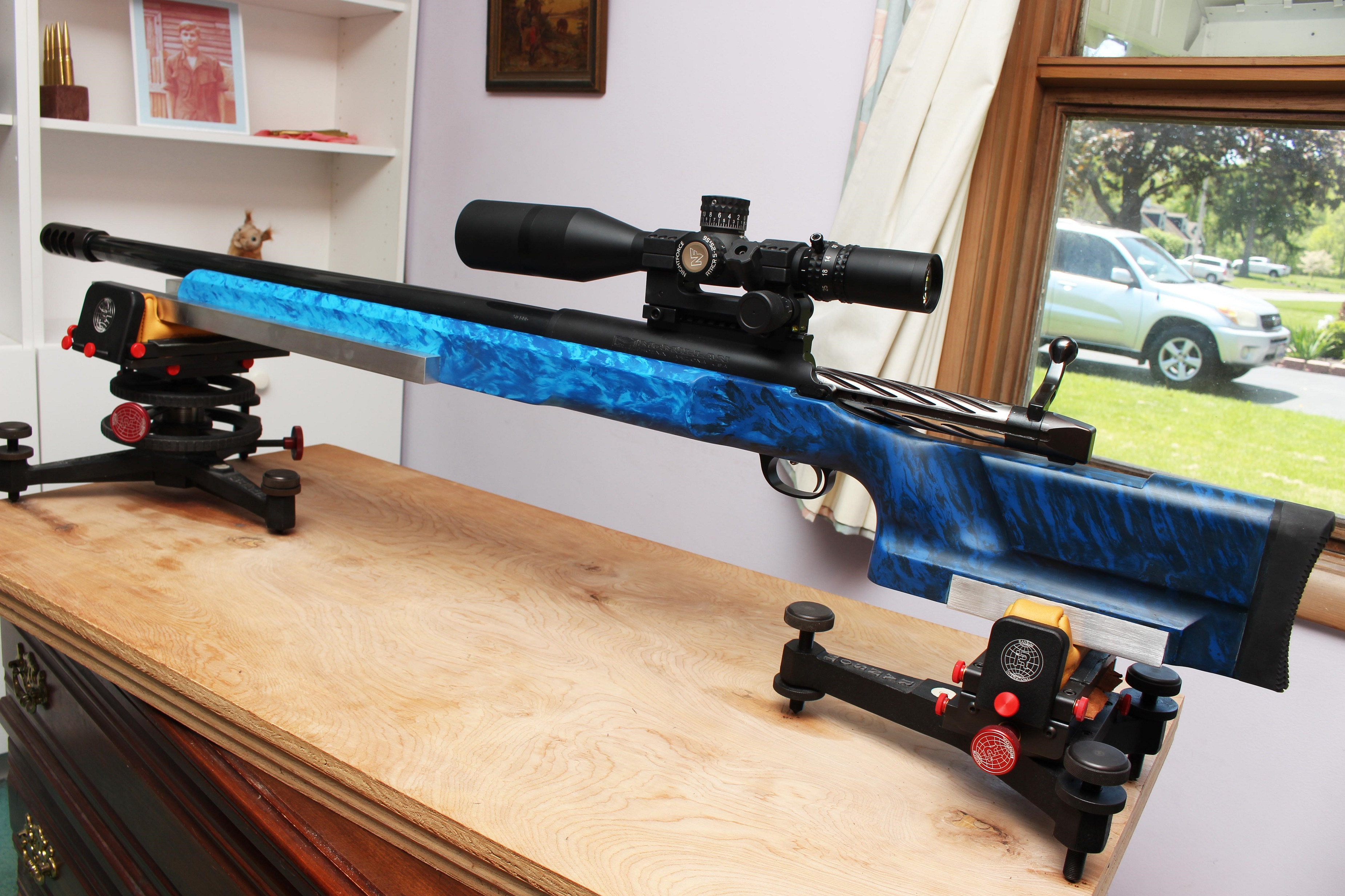 Ransom Rifle Rest